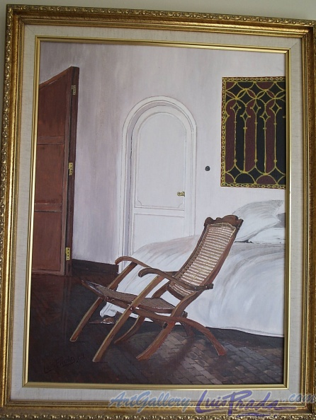 Colonnial Bedroom - Recámara Colonial