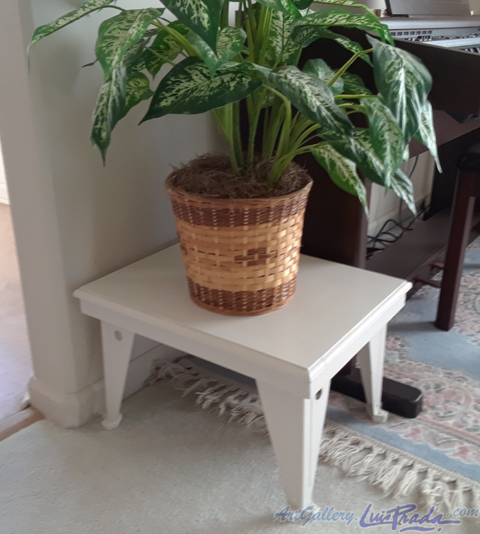 Planter Table (Mesita para Matera o Maseta)