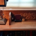 Desk Shelf, 1. Detail 1 (Repisa de Escritorio, 1. Detalle 1)