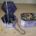 Jewelry Box 3, Detail 2 - Joyero 3, Detalle 2