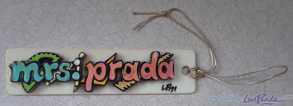 Personalized Key Holder - Llavero Personalizado