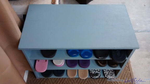 Shoe Rack - Estante de Zapatos